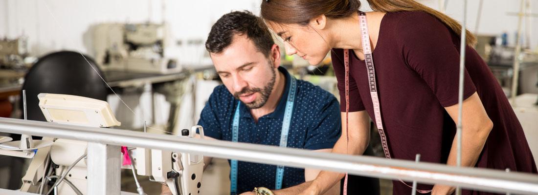 Formations du textile